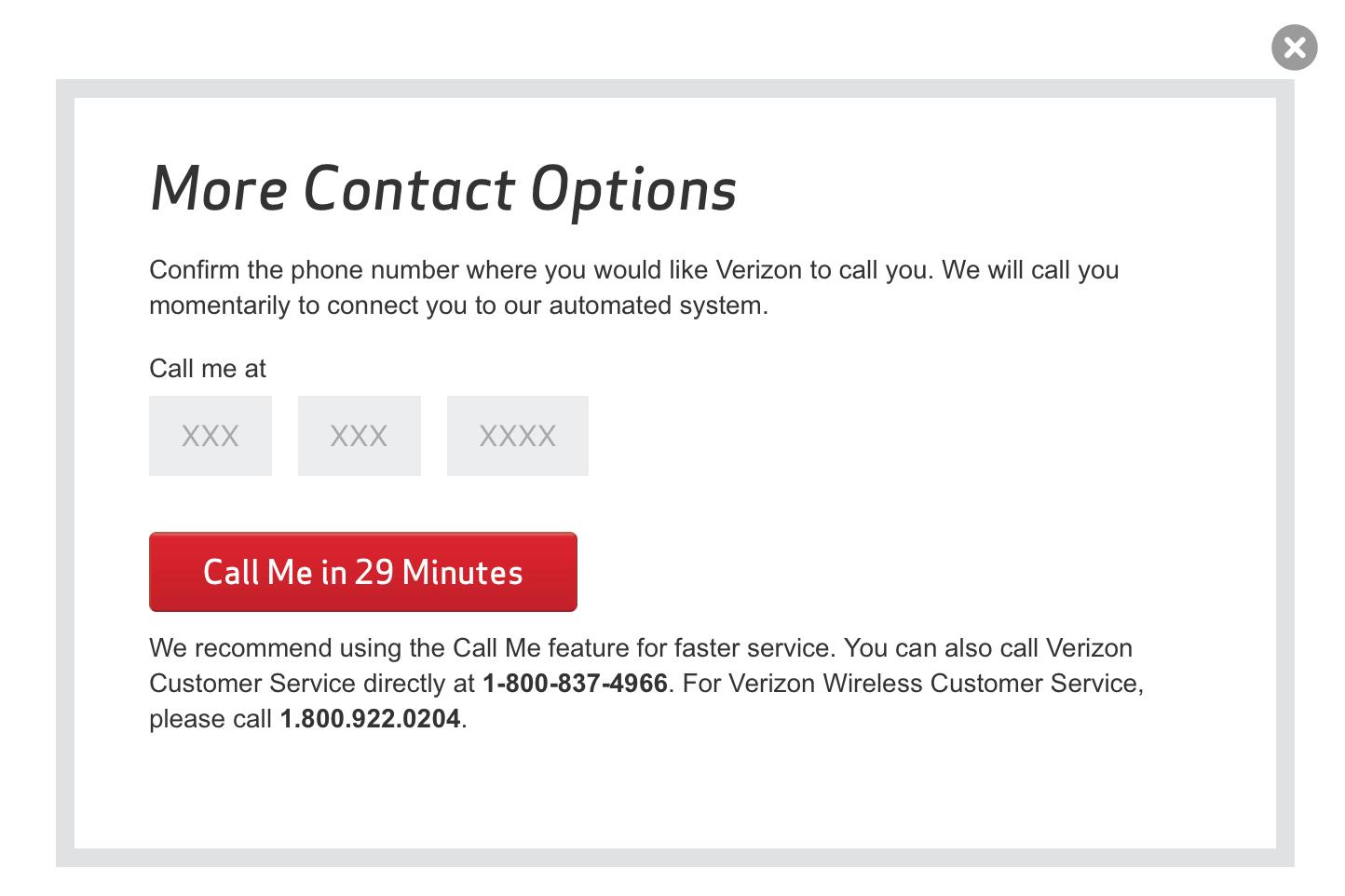 The Spectacular Awfulness of Verizon Customer Service