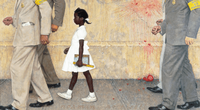 Norman Rockwell, Yippie!